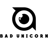 bad unicorn logo